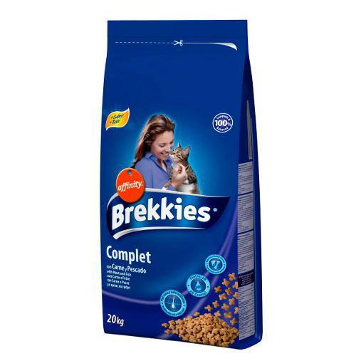 Brekkies Excel gato adulto Complet