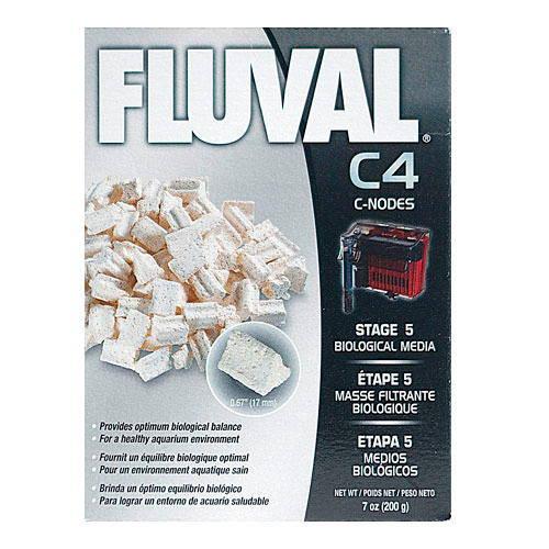 C-nodes para filtro mochila Fluval C