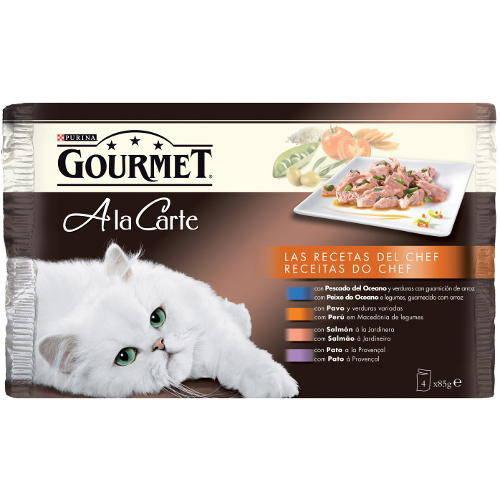 Gourmet a la carte multipack Las Recetas del Chef I
