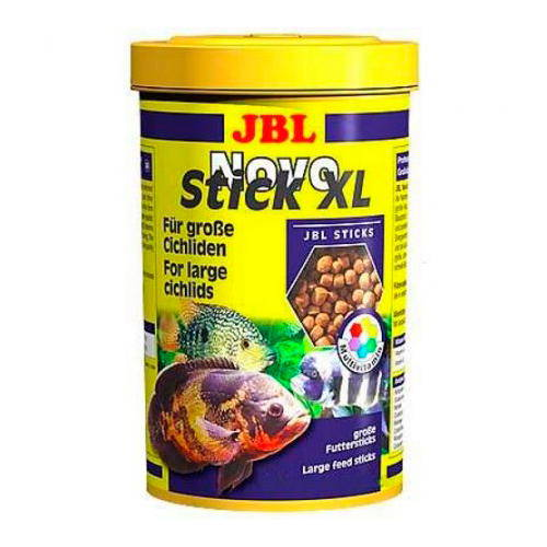 JBL NovoStick XL Alimento completo en palitos ciclídos grandes