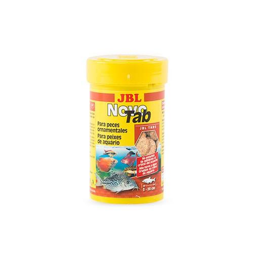 JBL Novotab Alimento completo en pastillas para todos los peces
