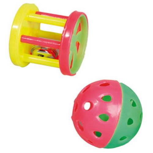 Juguetes de plástico Circus para roedores
