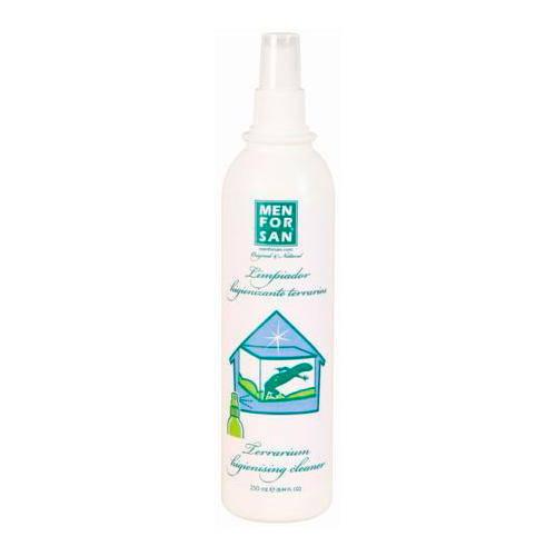 Menforsan limpiador desinfectante y anti ácaros para terrarios