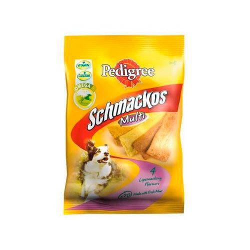 Pedigree Schmackos Sabores Omega 3 para Perros