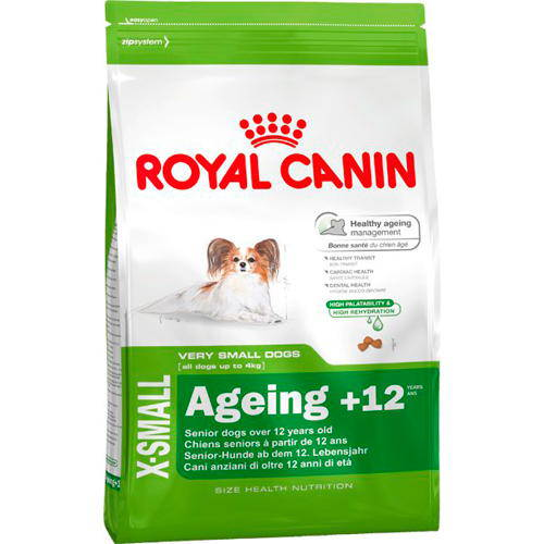 Royal Canin X-Small Ageing  12
