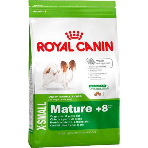 Royal Canin X-Small Mature  8