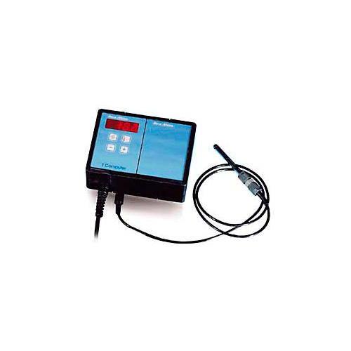 Ordenador para control de temperatura en acuarios