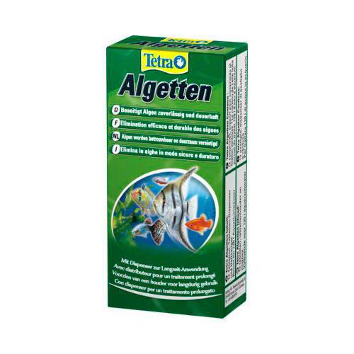 Tetra Algetten prevención y eliminación de algas a largo plazo