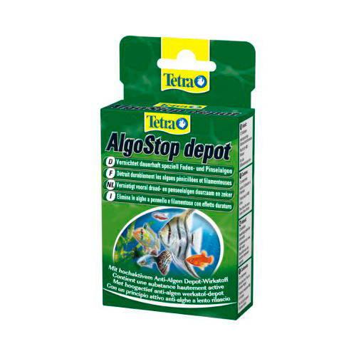 Tetra AlgoStop Depot acción prolongada contra algas