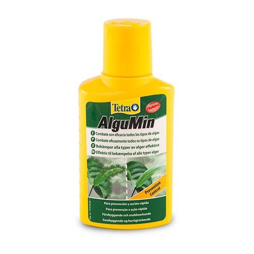 Tetra AlguMin Tratamiento para algas