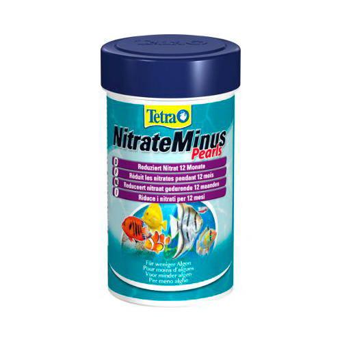 Tetra NitrateMinus Pearls Reductor de nitratos para acuarios