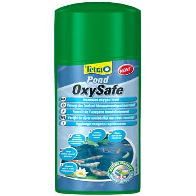 Tetra Pond OxySafe aumento del oxígeno