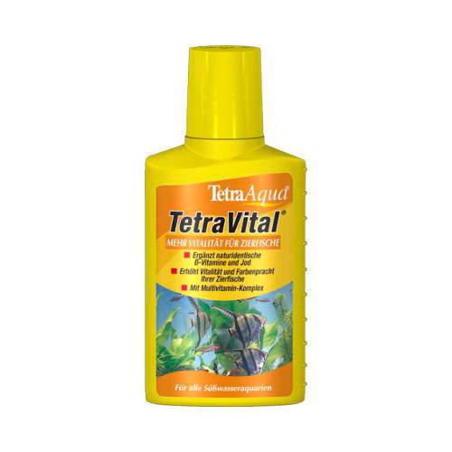 Tetra Vital vitalidad y bienestar para los peces