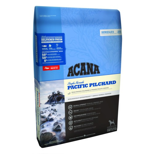 Acana Pacific Pilchard dog food with fish for dogs