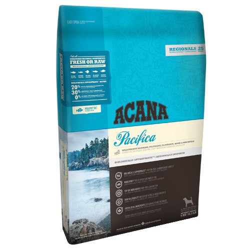 Acana Pacifica with fish for dogs
