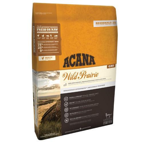 Acana Wild Prairie, Holistico para gatos