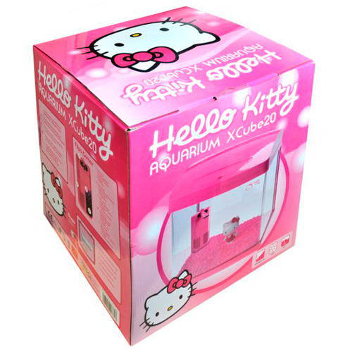 Acuario infantil Hello kitty Kit completo