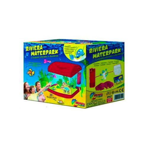 Acuario infantil Kit completo Poseidon Riviera 40 de Wave
