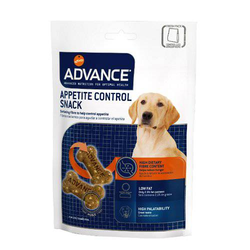 Advance Appetite Control snack light para perros