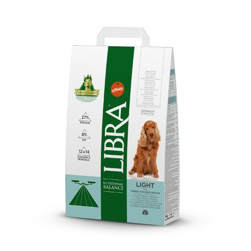 Affinity Libra Light pienso para perros con pavo