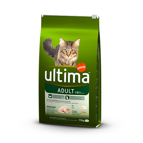 Affinity Ultima Adult feed for cats with chicken