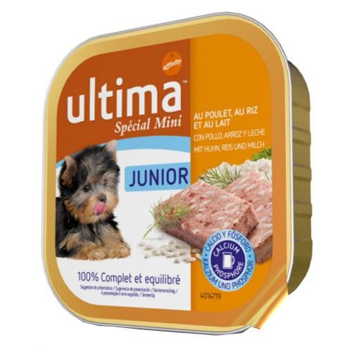 affinity ultima junior comida h250meda con pollo para