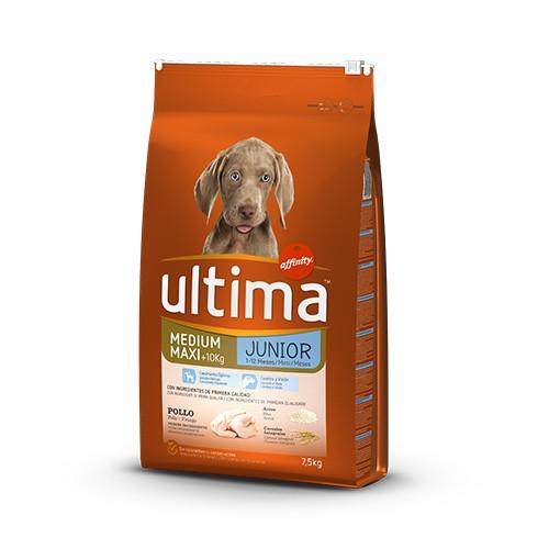 Affinity Ultima Junior pienso para perros con pollo