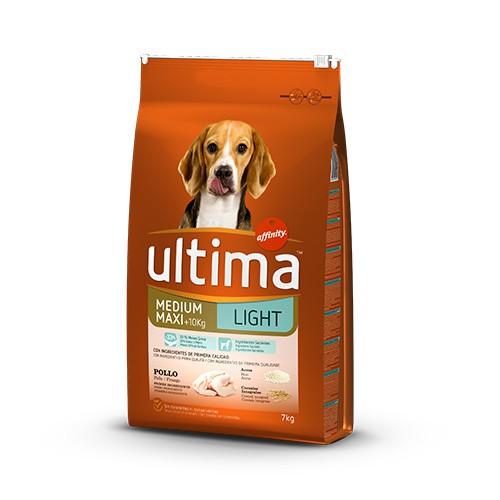 Affinity Ultima Light pienso para perros con pollo