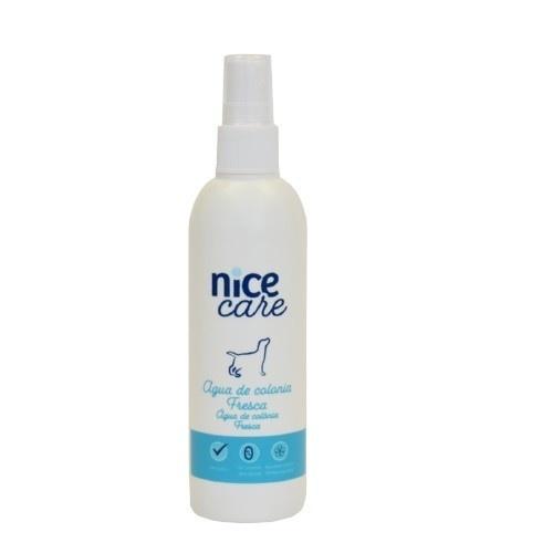 Agua de colonia para perros Nice Care Fresca 125 ml