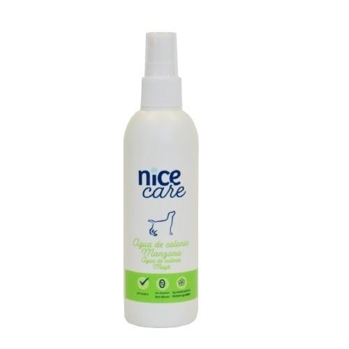 Agua de colonia para perros Nice Care Manzana 125 ml