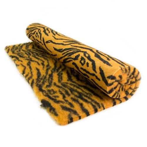 """Alfombra absorbente """"Siempre seca"""" estampado tigre"""