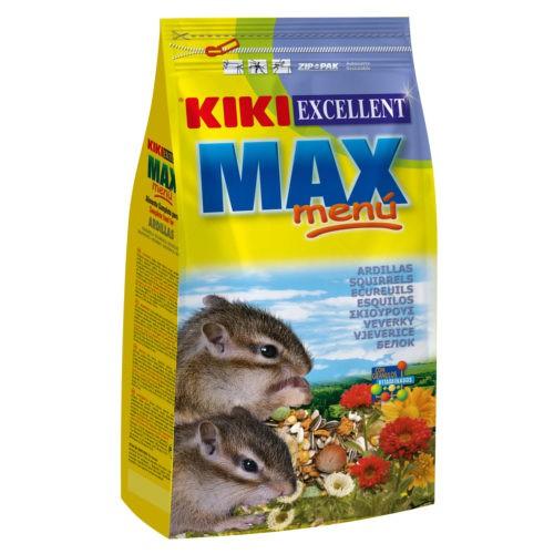 Alimento para Ardillas KIKI MAX MENÚ