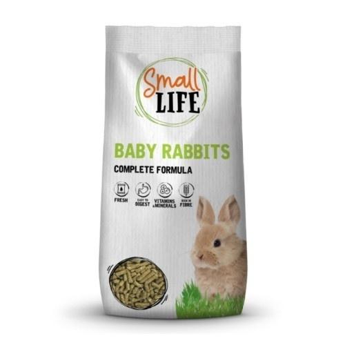 Alimento para conejo baby Small Life Premium
