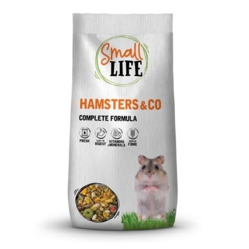Alimento para hámsters Small Life 800 g