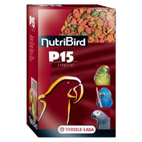 Alimento para papagayos NutriBird P15 Tropical