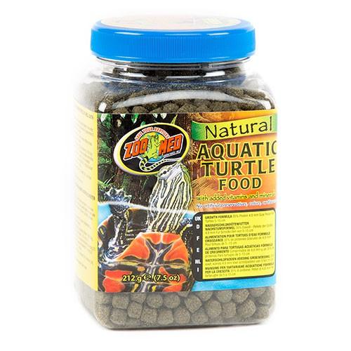 Alimento completo para Tortugas Acuáticas en crecimiento ZOOMED