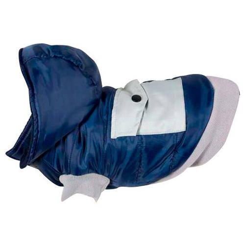 Anorak azul con bolsillo Especial Bulldogs
