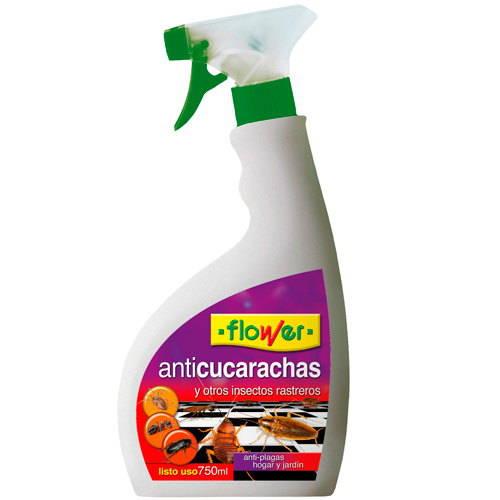 Anticucarachas 750 ml Flower