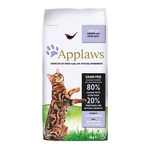 Applaws Adult Cat pienso para gatos con pollo y pato