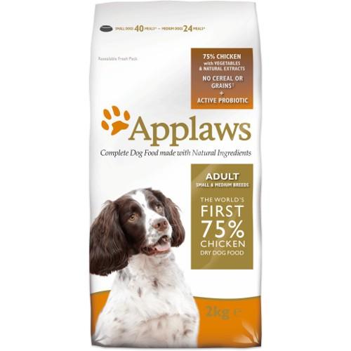 Applaws Adult pienso para perros pequeños y medianos