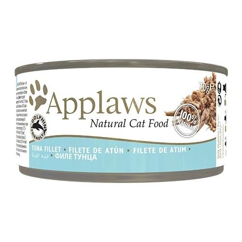 Applaws - Alimento fresco en latas Presentación Filete de atun