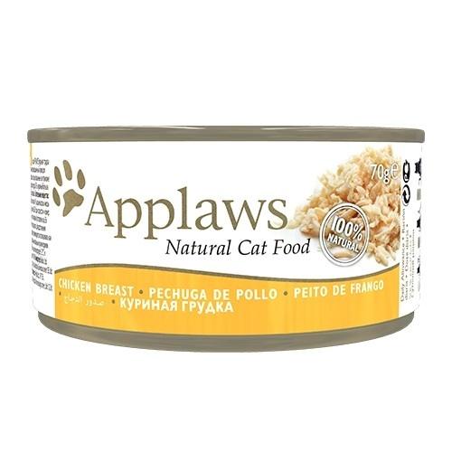 Applaws - Alimento fresco en latas Presentación Pechuga de pollo
