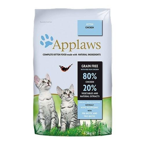 Applaws Kitten pienso para gatitos con pollo