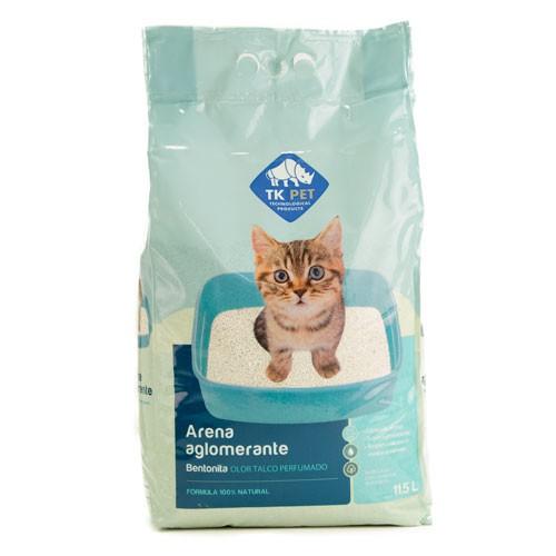 Binder cat litter smell of scented talcum TK-Pet