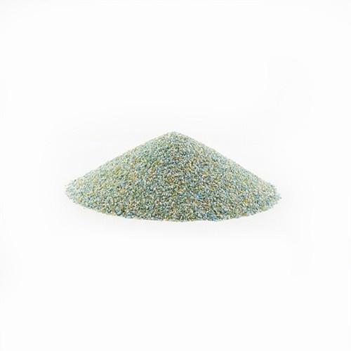 Grava de sílice para acuarios Cuarzocolor (0,8-0,9 mm) color Mezcla