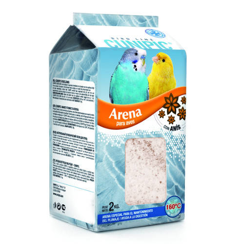 Cunipic aniseed litter for birds