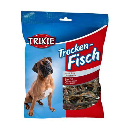 Pescado deshidratado para perros