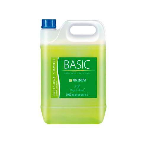 Artero Champú Basic máxima limpieza para perros y gatos 5 L