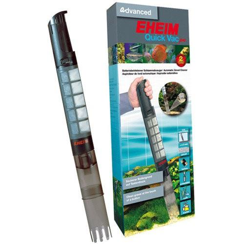 Aspirador de fondos para acuarios automático EHEIM Quick Vac Pro