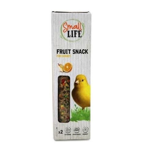 Barritas de fruta para canarios Small Life